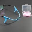 运动眼镜保护绳TPE原料 眼镜绑带 滑雪眼镜挂绳 太阳眼镜带